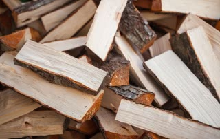 výhrevnosť dreva